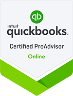 Certified QuickBooks Online ProAdvisor - Intrust CPA
